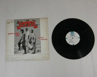UTFO Record LP Album FMS 62254