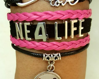 New Edition (NE4Life) Fan Bracelet