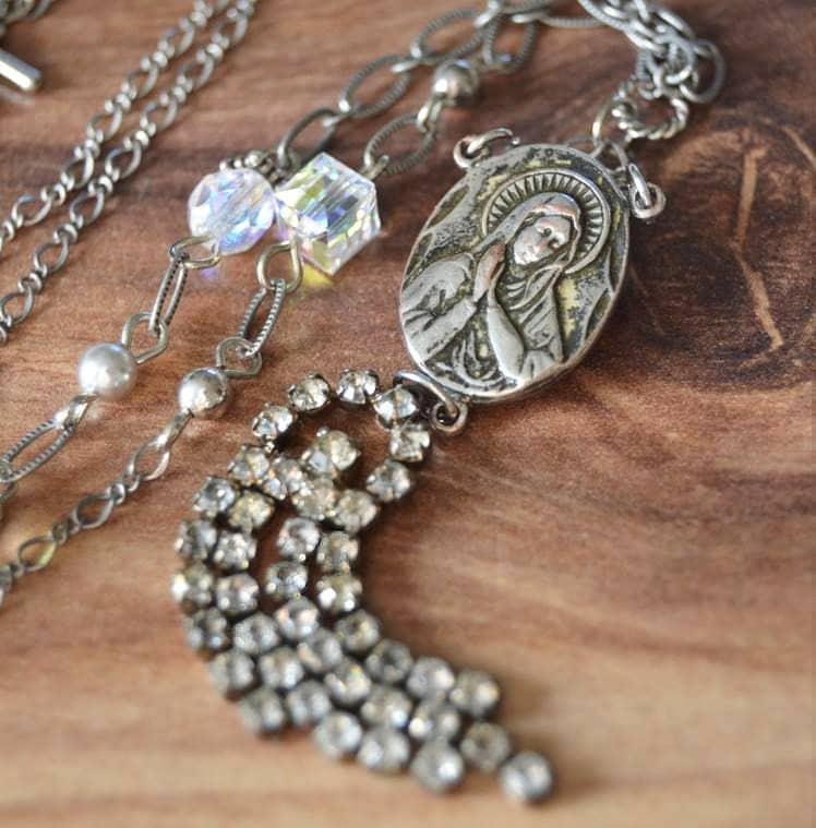 catholic religious jewelry of sorrows