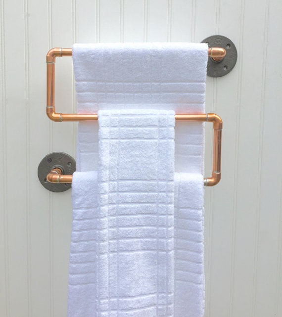 Cabinet Side Kitchen Towel Rod