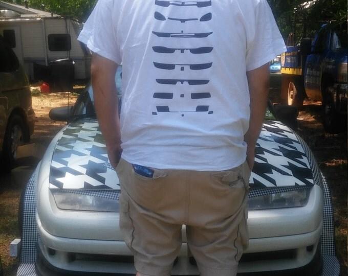 Saturn Movement Head Lights T-shirt