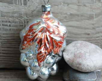 rare Christmas ornament ... sparse Vintage Christmas ornaments Made of Glass ...  Christmas tree decoration ... Christmas gift ... Xmas