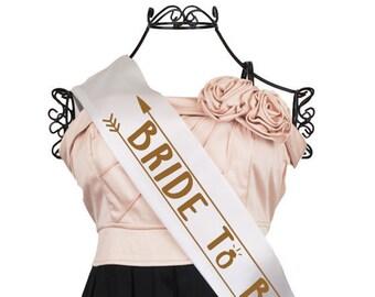Bride to Be Sash, Bachelorette Sash, Bridal Sash, Future Mrs Sash, Hipster Bachelorette, Bohemian Bachelorette Sash F18