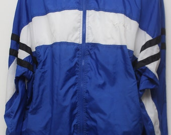 "Rare 90's Vintage ""WINNERS"" Windbreaker Jacket Sz: MEDIUM (Men's Exclusive)"