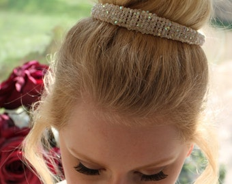 BRIDAL HEADPIECE / Tiara / Headband - BETHANY