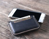 Mens wallet, leather wallet, groomsmen gift, gift for groom, boyfriend gift, husband gift, father gift, mens gift, gifts for him #039