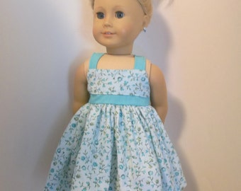 Simply Summer= A sundress for American Girl dolls