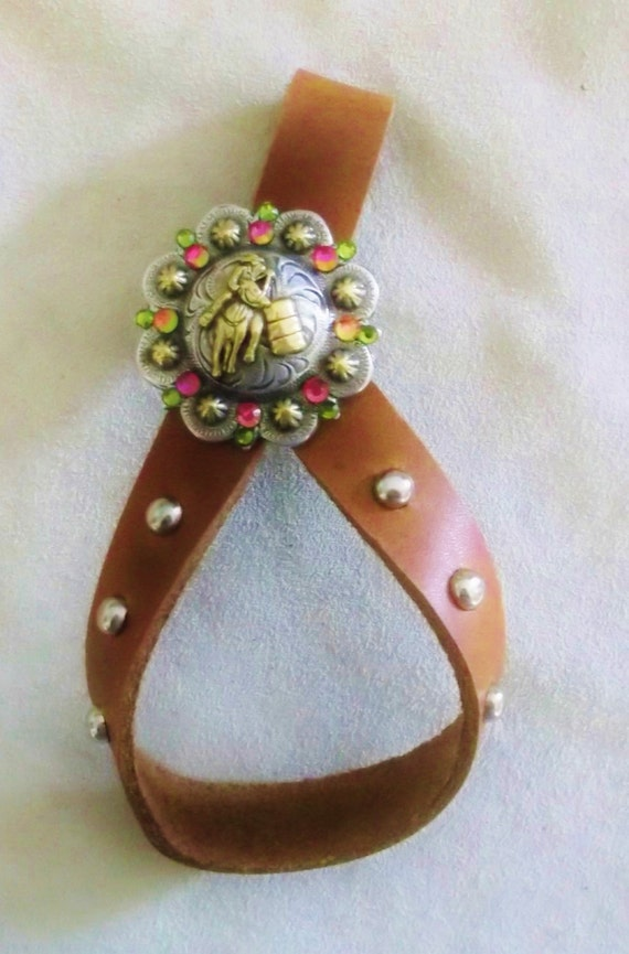 Western Tie Down Keeper, Barrel Racer, Western Tack, Horse Tack