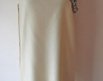 1960s Beaded Mini Dress