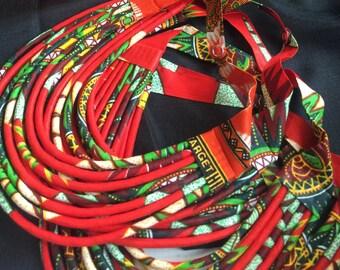 Seven Strands of Strength Necklace