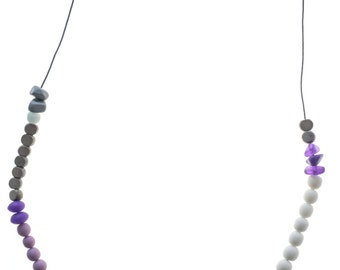 Roller Coaster Necklace