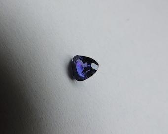 Tanzanite top blue 0.90 carat