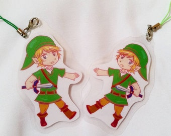 Link Double-sided Charm