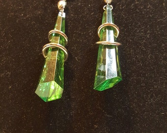 FREE  SHIPPING Vintage Couture Earrings
