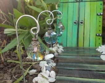 "Shimmery Miniature ""Lantern"" (1) for Fairy Garden, Terrarium, Planter or any Miniature Scene"