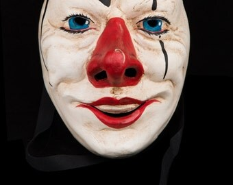 Venetian Mask | Clown Face