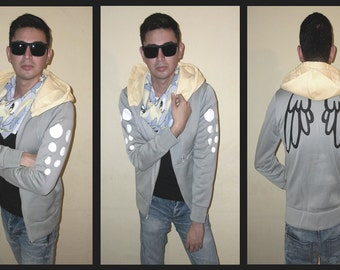 FREE SHIPPING Derpy Hooves Hoodie (My Little Pony)