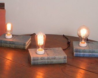 Nancy Drew Book Lamp