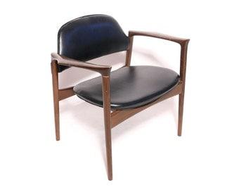 Vintage Selig Mid-Century Modern Armchair - Made in Denmark