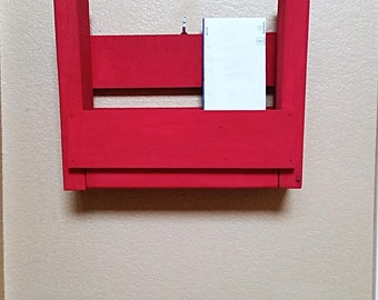 Mail Holder - Letter Holder - Mail Organizer - Organizer - Mail Sorter - Wall Mail Organizer - Mail Box - Office Decor - Office Organization