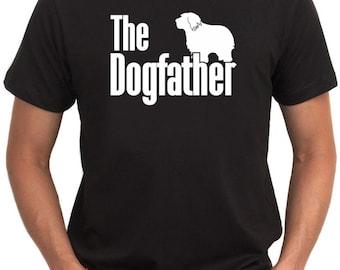 The dogfather Komondor T-Shirt