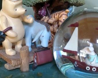 Winnie the Pooh musical scene