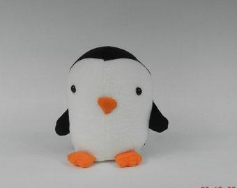 Black Penguin, Penguin, Stuffed Penguin, Penguin Plushie, Plush Penguin, Penguin Stuffed Toy, Penguin Stuffed Animal