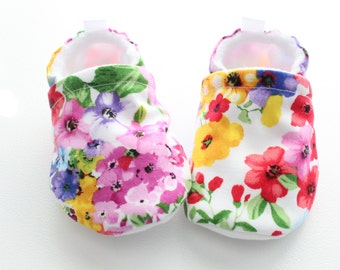 floriana -  baby girl shoes, Soft Sole Baby Shoes,mocs, Booties