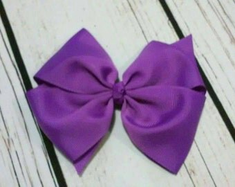 Basic Classic Boutique Bow 5.5 inch