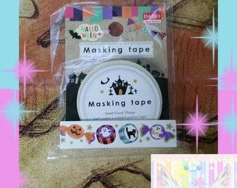 Halloween Candy Design Washi Tape
