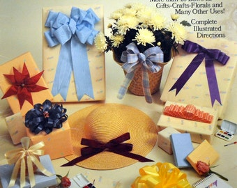 Leisure Arts The Bow Book Patterns 20 Designs