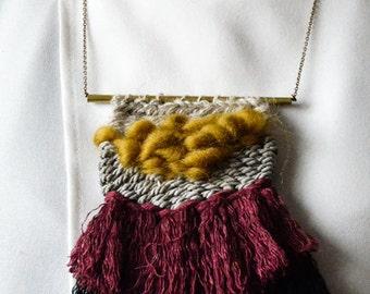 handwoven Necklace Accesories