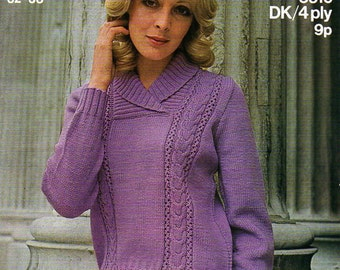 Knit shawl pattern Etsy