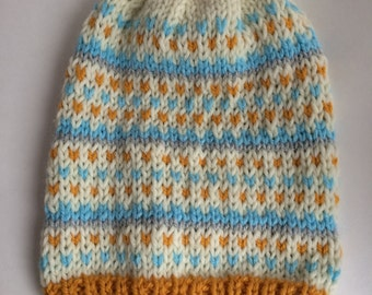 Thinking of Spring 2 - Baby Hat