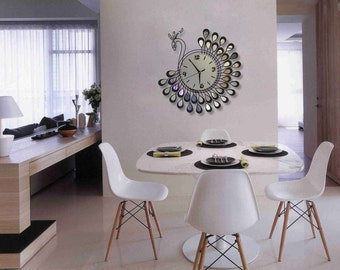 wall clock- home decor