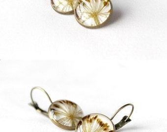 Gift idea for women birthday gift Copper jewelry Bohemian jewelry for daughter Bohemian gift Boho earring for her Cute earring hippy earring