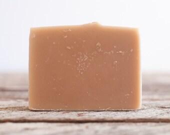 Chai and Black Tea Bar // Black Tea Soap // Caffeine Free Chai Tea Soap // Cold Process Vegan Soap