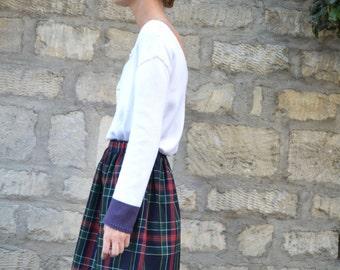Skirt Plaid tartans