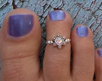 Twinkle Twinkle Little Star Toe Ring