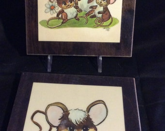 Thayer Mouse/Mice Wall Hanging