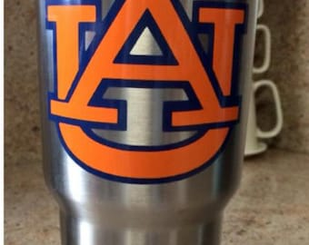 Auburn University Decals