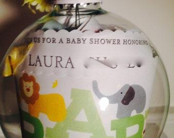 Personalized Baby Kapsule