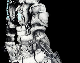 Isaac Clarke From Dead Space 3