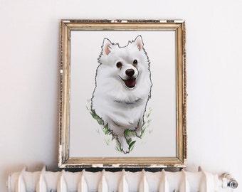 Urns and Memorials, Custom Pet Portrait, Loss of Pet, Pet Memorial, Rainbow Bridge, Pet Remembrance