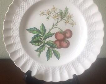 Spode Glendale Tomato Luncheon Plate