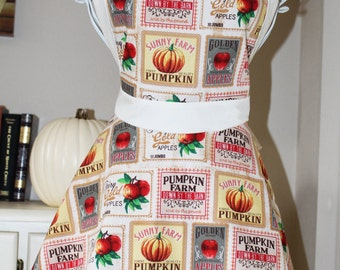 Fall Harvest Apron