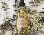 Body Oil | Bath + Body Oil | Natural Body Oil | Botanical Body Oil | Moisturizer | Massage Oil | Lavender Oil | Gift for Her | Rose Oil