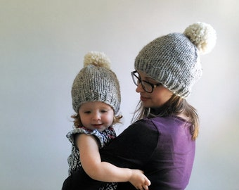 Mommy and Me Hats - More colors available
