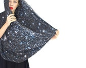 Oversized Star Cluster Circle Scarf