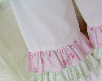 Boutique Ruffle Pants Pattern  Juvie Moon Designs PDF Download Kolette Boutique Custom E Book Tutorial
